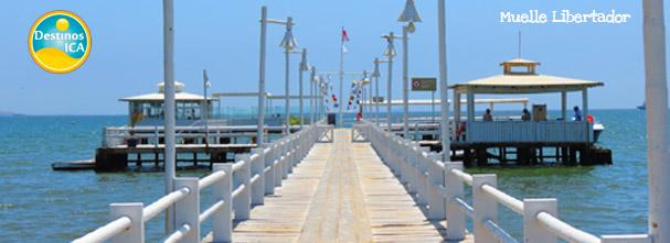 Muelle del Libertador