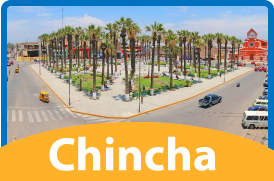 Hoteles-Chincha