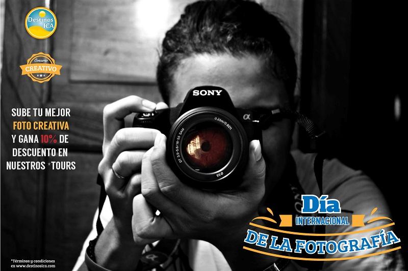Concurso de fotografía - Ica