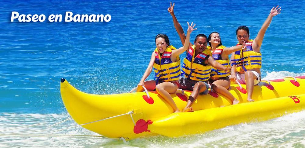 Paseo en Banano Paracas