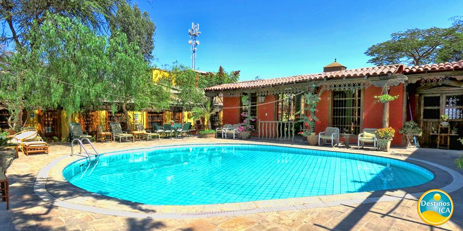 3 Días / 2 Noches Hotel Carmelo