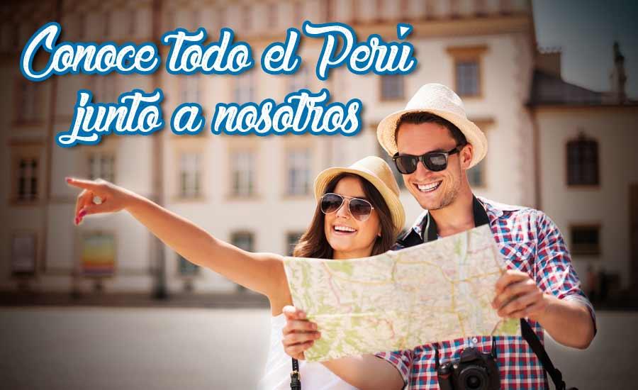 Conoce el Perú con Destinos Ica