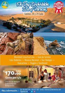 Full Day Ica y Paracas