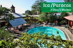 Ica/Paracas - Hotel Carmelo